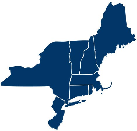 Servicing all of the Northeast